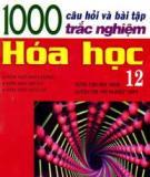1000 BÀI TẬP TRẮC NGHIỆM  HOÁ HỌC - THPT.