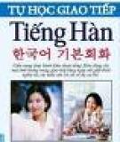 Ebook Tự học Giao tiếp tiếng Hàn cơ bản - Lê Huy Khoa
