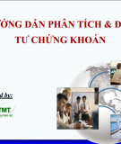 Bài giảng Hướng dẫn phân tích và đầu tư chứng khoán