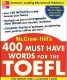 Giáo trình 400 Must-Have Words for the TOEFL