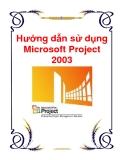 Hướng dẫn sử dụng Microsoft Project 2003
