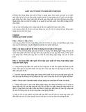Luật các tổ chức tín dụng số 07/1997/QHX ban hành ngày 12/12/1997