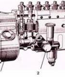 Cấu tạo và nguyên tắc hoạt động của một nhánh bơm cao áp PE
