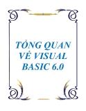 TỔNG QUAN VỀ VISUAL BASIC 6.0