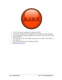 Hướng dẫn AJAX