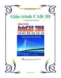 Giáo trình Cad3D