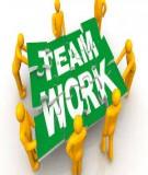 Tạo dựng nhóm làm việc hiệu quả?