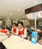 Chương 3 : Phân tích tín dụng và cho vay trung dài hạn đối với doanh nghiệp