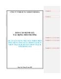 DỰ ÁN XÂY DỰNG NHÀ MÁY NHIỆT ĐIỆN ĐỐT THAN CÔNG SUẤT 150MW TẠI KCN NHƠN TRẠCH III, HUYỆN NHƠN TRẠCH, TỈNH ĐỒNG NAI