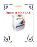 Basics of MATLAB