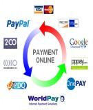 Một số khái niệm cần biết về thanh toán trong Thương mại điện tử