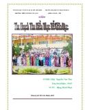 Thu hoạch: Tìm hiểu thực tế giáo dục quận 8 - 2010