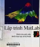 Ebook Lập trình Matlab - NXB Khoa học và kỹ thuật