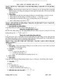 Tài liệu lý thuyết vật lý 10