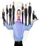 Kỹ năng quản lý nhân sự trong hoạt động kinh doanh