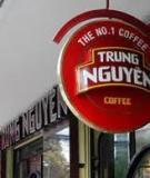 Chiến lược Marketing của cà phê Trung Nguyên (Tài liệu tiếng Anh)