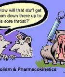 Đại cương về dược động học