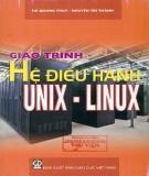 Giáo trình Hệ điều hành Linux và Unix