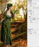 Photoshop Rừng ma thuật - Hiệu ứng ảnh