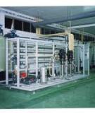 Xử lý nước thải - Phần 1