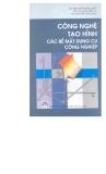 Giáo trình Công nghệ tạo hình các bề mặt dụng cụ công nghiệp - PGS.TS. Trần Thế Lục (chủ biên)