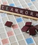 Hiệu quả làm việc nhóm