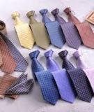 Thắt cà vạt đơn giản