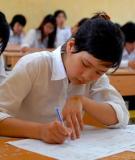Bộ đề thi thử tốt nghiệp môn Địa lý (25 đề)
