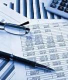 5 Bài tập ôn kế toán doanh nghiệp