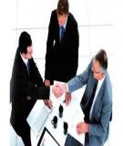 Các kĩ  xảo trong đàm phán