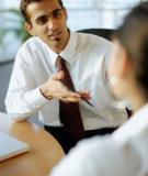10 câu hỏi kinh điển trong phỏng vấn tuyển dụng