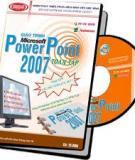 Giáo trình PowerPoint 2007