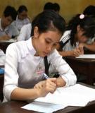Đề thi thử Đại học lần 2 năm 2010 môn Hóa - Trường THPT Bình Sơn (Mã đề 127)