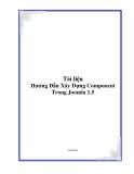 Tài liệu hướng dẫn xây dựng component trong joomla 1.5