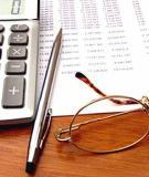 Bảng hệ thống tài khoản kế toán