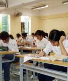 Đề thi tốt nghiệp THPT năm 2010 - Môn Hóa học