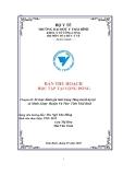 """Tiểu luận  """"Sơ lược đánh giá tình trạng Tăng huyết áp tại xã Minh Lãng- Huyện Vũ Thư- Tỉnh Thái Bình""""."""
