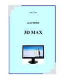 Giáo trình 3D MAX