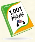 1001 câu đàm thoại Tiếng Anh thông dụng
