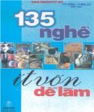 Ebook 135 nghề ít vốn dễ làm - Võ Hồng, Thiên Lữ