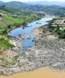 """Đề tài: """"Xây dựng cơ sở dữ liệu tài nguyên đất phục vụ công tác quản lý đất đai huyện Tam Nông - tỉnh Phú Thọ""""."""