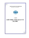 Báo cáo khoa quản lý - kinh doanh: Bộ tiêu chuẩn ISO 9000