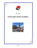 Sáng Kiến Kinh Nghiệm - Trần Hồng Việt Linh (Năm học: 2009 – 2010)
