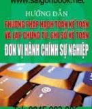 Chương 6. KẾ TOÁN CÁC KHOẢN CHI TRONG ĐƠN VỊ HCSN