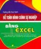 Bài tập thực hành Kế toán trên Excel