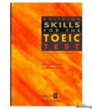 TOEIC STRUCTURE