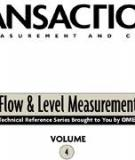 Transactions in measurement and control