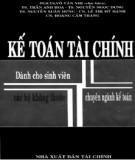 Kế toán tài chính - PGS.TS Võ Văn Nhị