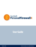 Kerio Personal Firewall User Guide