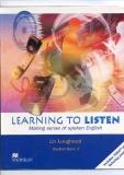 Learn to listen toeic